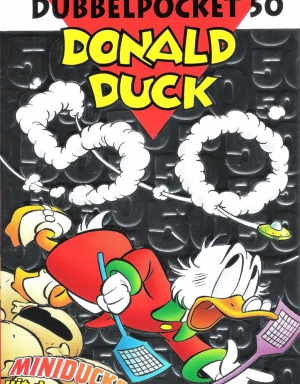050 - Donald Duck Dubbelpocket - Miniducks uit de ruimte