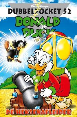 052 - Donald Duck Dubbelpocket - De heksenafleider