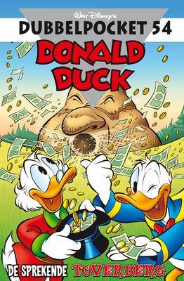 054 - Donald Duck Dubbelpocket - De sprekende toverberg
