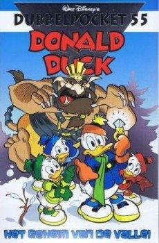 055 - Donald Duck Dubbelpocket - Het geheim van de vallei