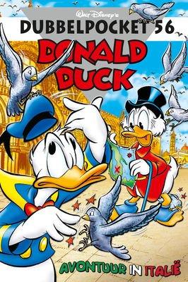 056 - Donald Duck Dubbelpocket - Avontuur in Italië