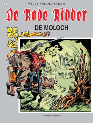 073 - De rode ridder - De moloch