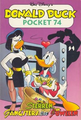 074 - Donald Duck pocket - Gangsters en juwelen
