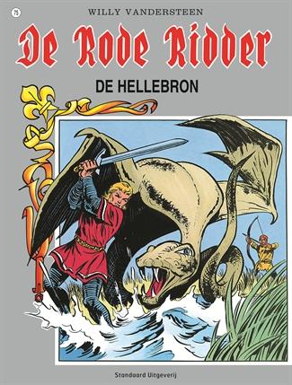 075 - De rode ridder - De hellebron