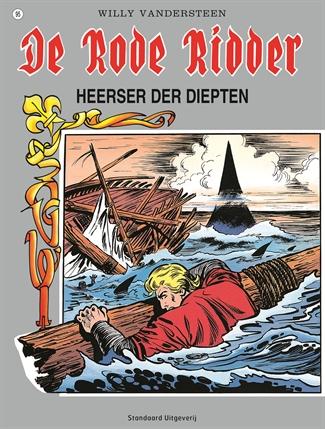 095 - De rode ridder - Heerser der diepten