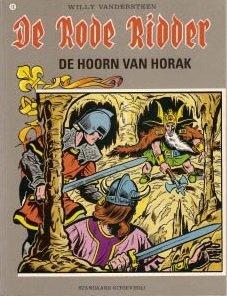 12 - De rode ridder - De hoorn van Horak