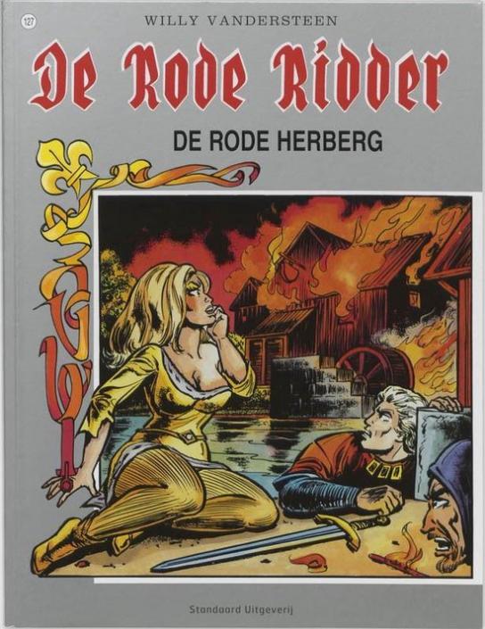 127 - De rode ridder - De rode herberg