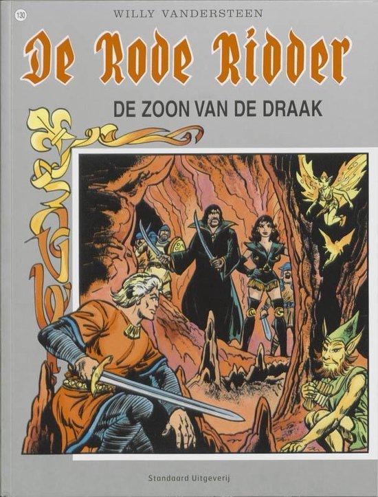 130 - De rode ridder - De zoon van de draak