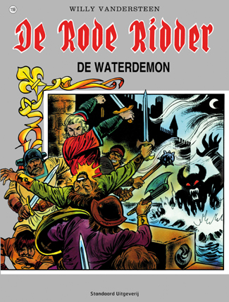 159 - De rode ridder - De waterdemon