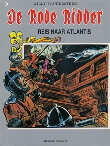 164 - De rode ridder - Reis naar Atlantis