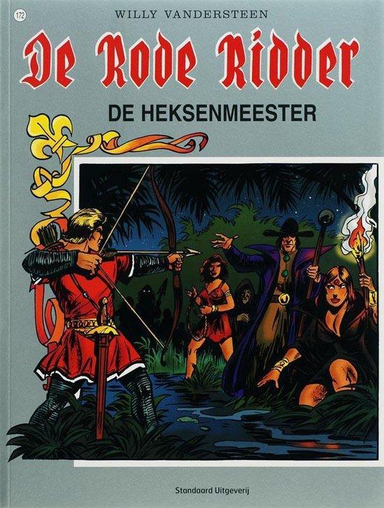 172 - De rode ridder - De heksenmeester