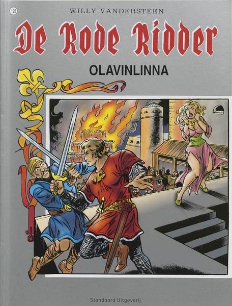 195 - De rode ridder - Olavinlinna
