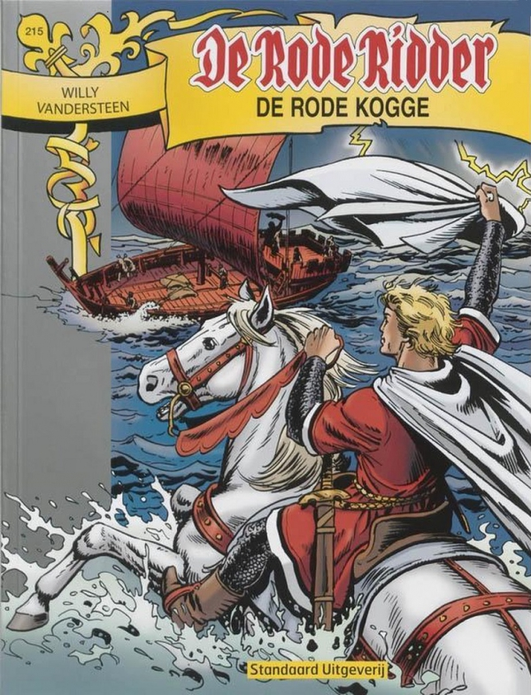 215 - De rode ridder - De Rode Kogge
