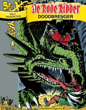 218 - De rode ridder - Doodbrenger