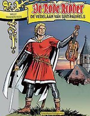 220 - De rode ridder - De vedelaar van Sint-Pauwels