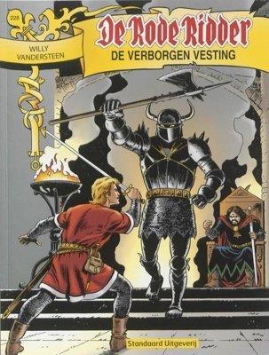 228 - De rode ridder - De verborgen vesting