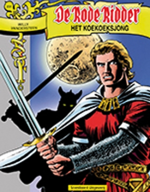 231 - De rode ridder - Het koekoeksjong