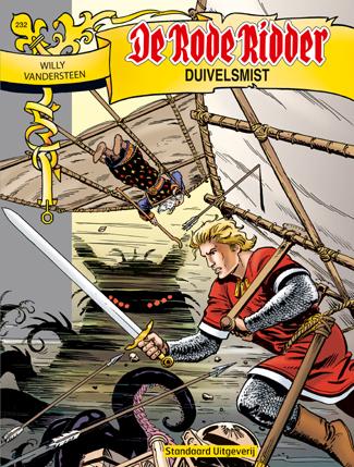 232 - De rode ridder - Duivelsmist