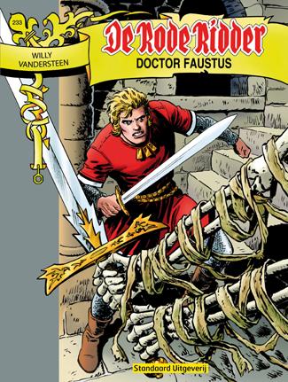 233 - De rode ridder - Doctor Faustus