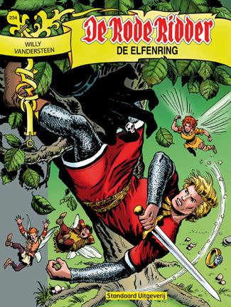 234 - De rode ridder - De elfenring