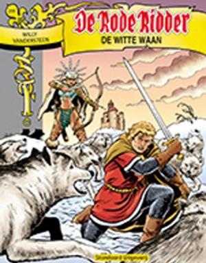235 - De rode ridder - De witte waan