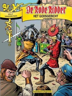 238 - De rode ridder - Het godsgericht