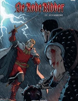 251 - De rode ridder - De gevangene