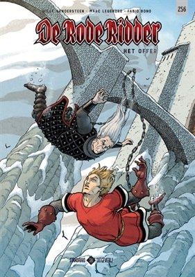 256 - De rode ridder - Het offer