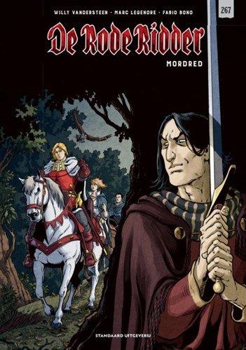 267 - De rode ridder - Mordred