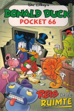 066 - Donald Duck Pocket - Reis in de ruimte