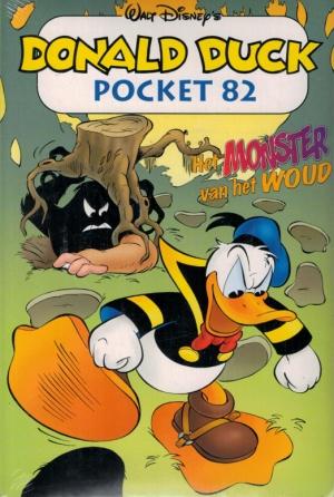 082 - Donald Duck Pocket - Het monster van het woud