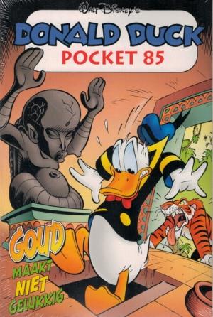 085 - Donald Duck Pocket - Goud maakt niet gelukkig