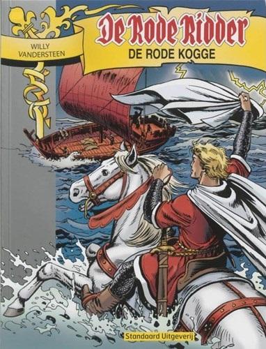 De rode ridder - De rode kogge - Kampen 2013