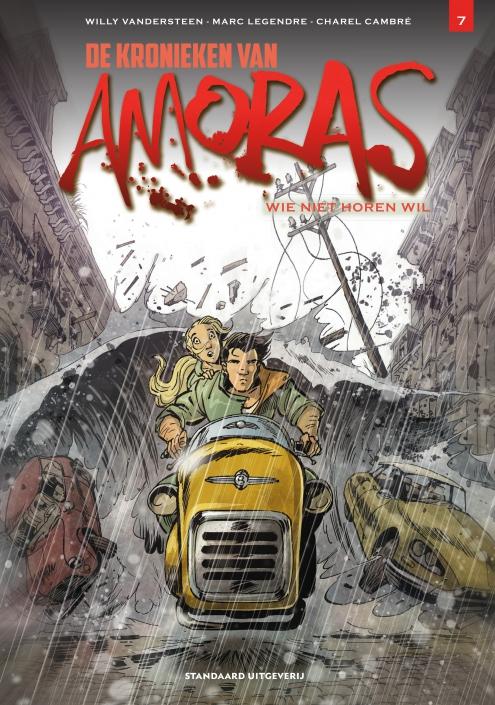 07 - De kronieken van Amoras - Wie niet horen wil