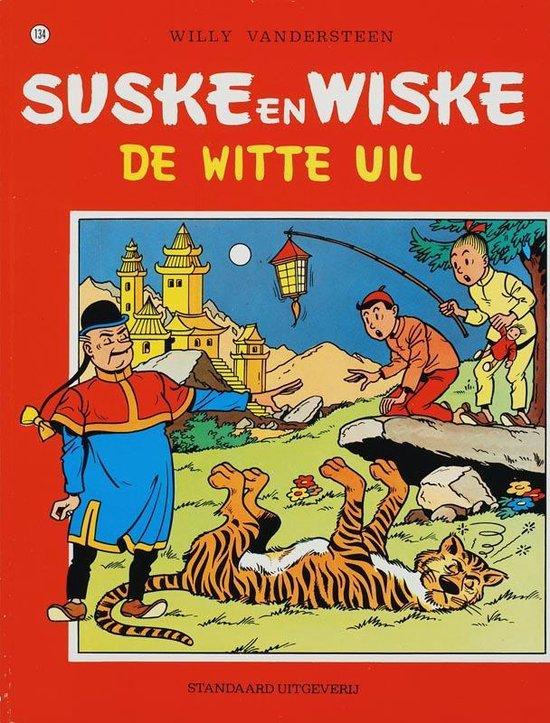 134 - Suske en Wiske - De witte uil