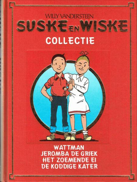 02 - Suske en Wiske - Luxe rode band: 71 Wattman (Lecturama)