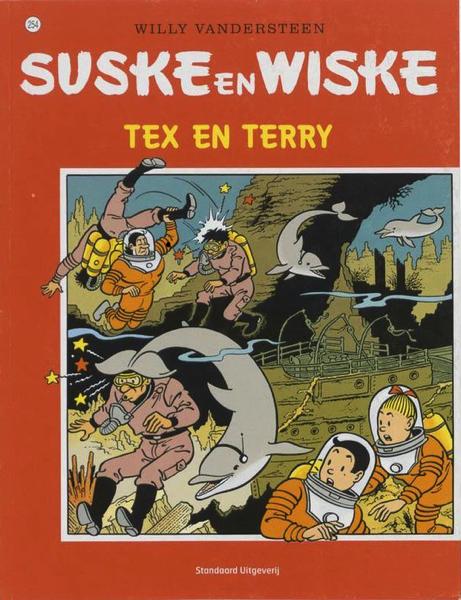 254 - Suske en Wiske - Tex en Terry