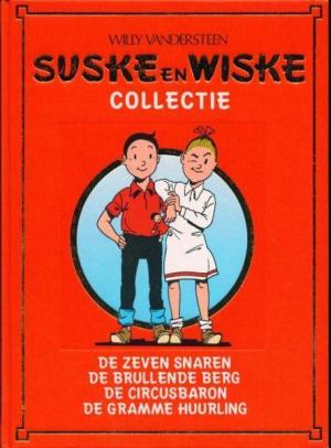 04 - Suske en Wiske - Luxe rode band: 79.De zeven snaren (Lecturama)