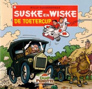 Suske en Wiske - De toetercup - Vierkant