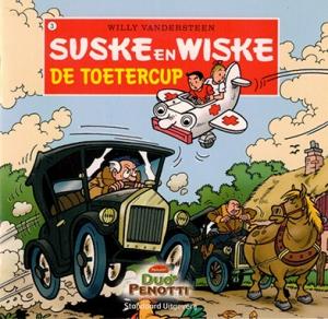Suske en Wiske - De toetercup - Vierkant 96