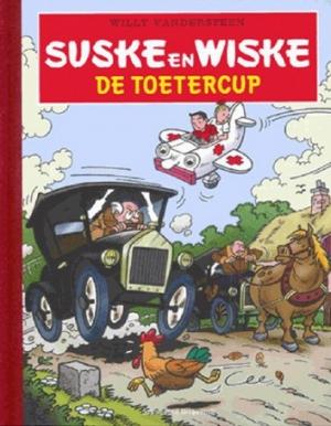 Suske en Wiske - De toetercup - luxe