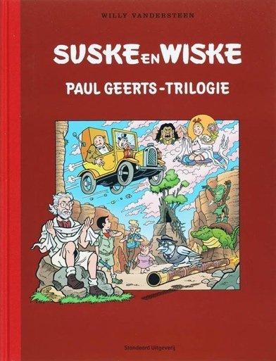 Suske en Wiske - Paul Geerts trilogie - Luxe Groot formaat 2007