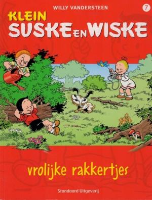 07 - Klein Suske en Wiske - Vrolijke rakkertjes