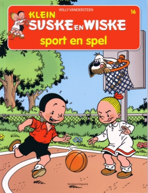 Klein Suske en Wiske