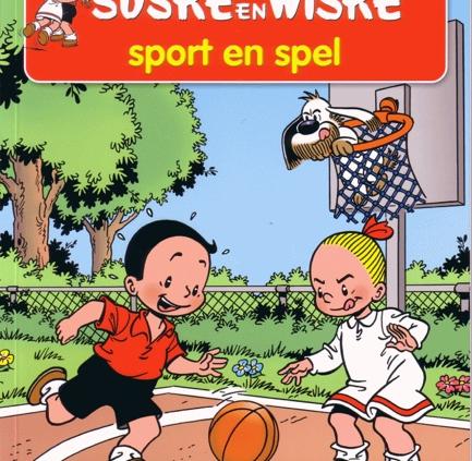 16 - Klein Suske en Wiske - Sport en spel