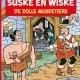 089 - Suske en Wiske - De dolle musketiers - Nieuwe cover - 2021