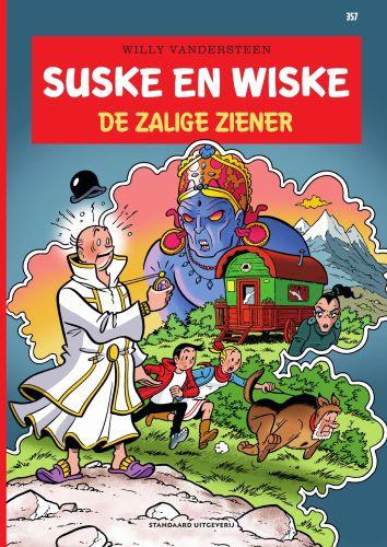 357 - Suske en Wiske - De zalige ziener