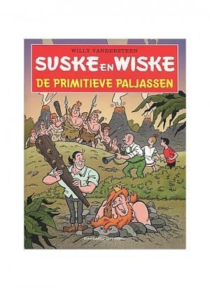 Suske en Wiske - De primitieve paljassen - 2021