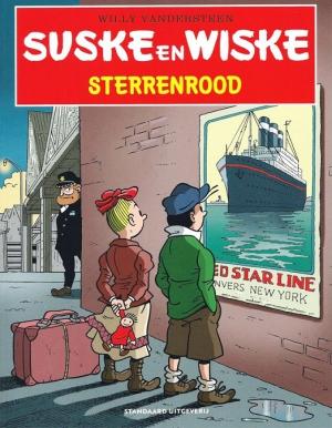 Suske en Wiske - Sterrenrood - Red Star Line