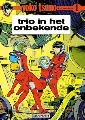 01 - Yoko Tsuno - Trio in het onbekende